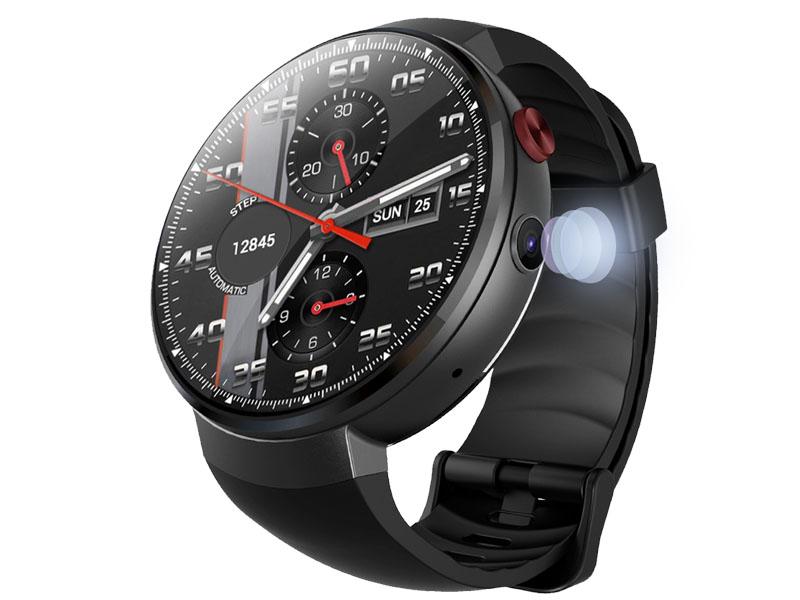 Умные часы Kwart Oberon Black