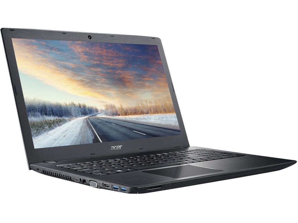 Ноутбук Acer TravelMate TMP259-G2-M-557Y Black NX.VEPER.04Q (Intel Core i5-7200U 2.5 GHz/4096Mb/256Gb SSD/DVD-RW/Intel HD Graphics/Wi-Fi/Bluetooth/Cam/15.6/1366x768/DOS)