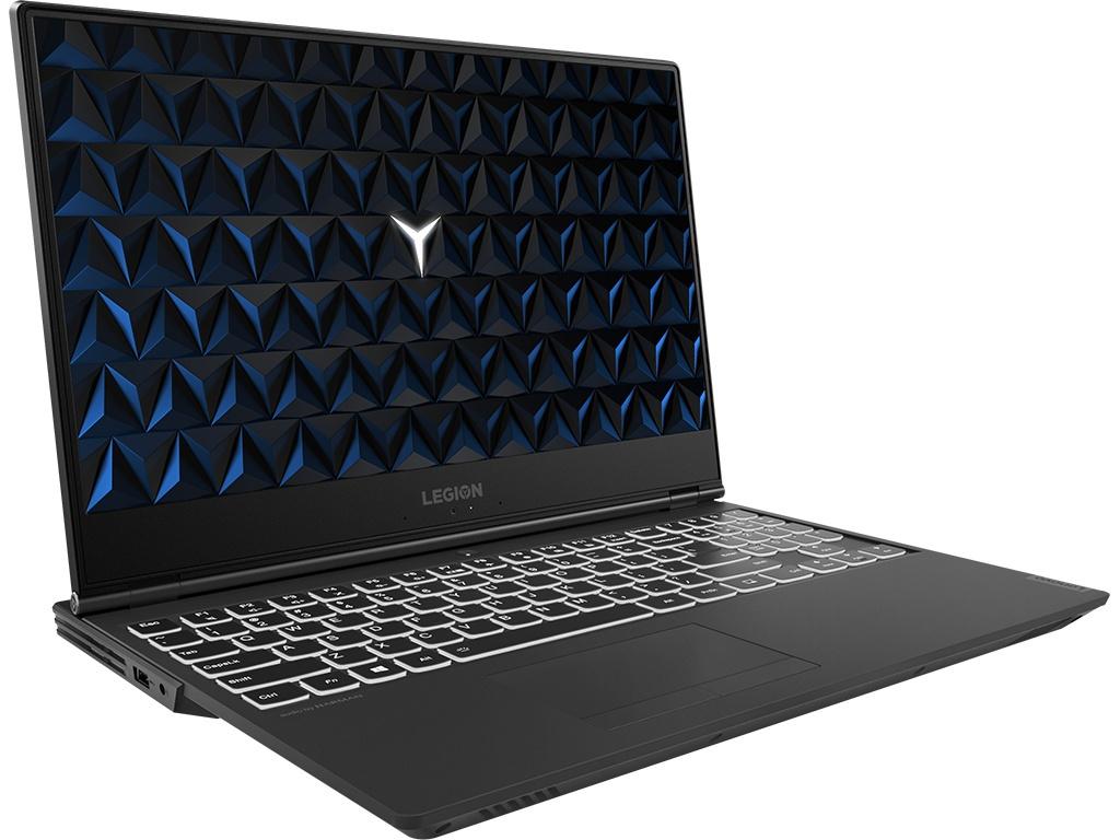 Ноутбук Lenovo Legion Y540-15IRH Black 81SX011NRK (Intel Core i5-9300HF 2.4 GHz/16384Mb/1000Gb + 256Gb SSD/nVidia GeForce GTX 1660Ti 6144Mb/Wi-Fi/Bluetooth/Cam/15.6/1920x1080/DOS) ноутбук lenovo legion y540 15irh 81sy00qqrk черный