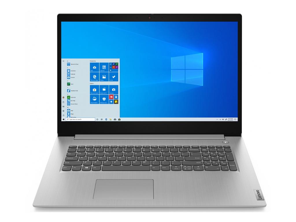 Ноутбук Lenovo IdeaPad 3-17IML05 Grey 81WC000NRU (Intel Core i5-10210U 1.6 GHz/8192Mb/256Gb SSD/Intel HD Graphics/Wi-Fi/Bluetooth/Cam/17.3/1600x900/Windows 10 Home 64-bit)