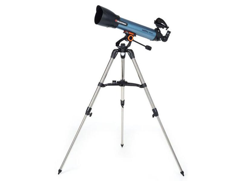 Фото - Телескоп Celestron Inspire 100 AZ 22403 телескоп