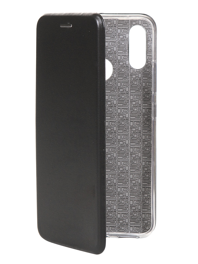 цена на Чехол для BQ BQ-6040L Magic экокожа + Silicone Black