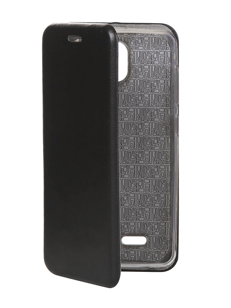 Чехол для BQ BQ-5016G Choice экокожа + Silicone Black цена 2017