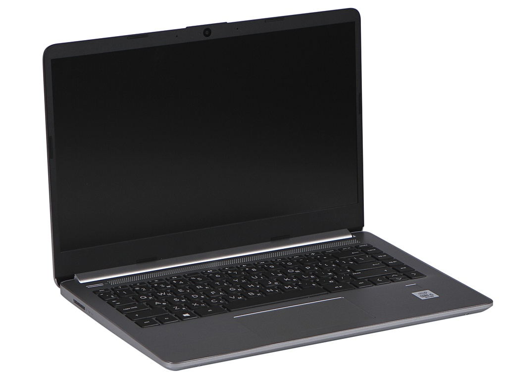Ноутбук HP 340S G7 Silver 9TX21EA (Intel Core i5-1035G1 1.0 GHz/8192Mb/256Gb SSD/Intel HD Graphics/Wi-Fi/Bluetooth/Cam/14.0/1920x1080/DOS)