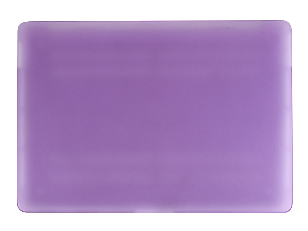 Аксессуар Чехол Gurdini для APPLE Macbook Pro 16 New 2019 Plastic Matt Lilac 912522