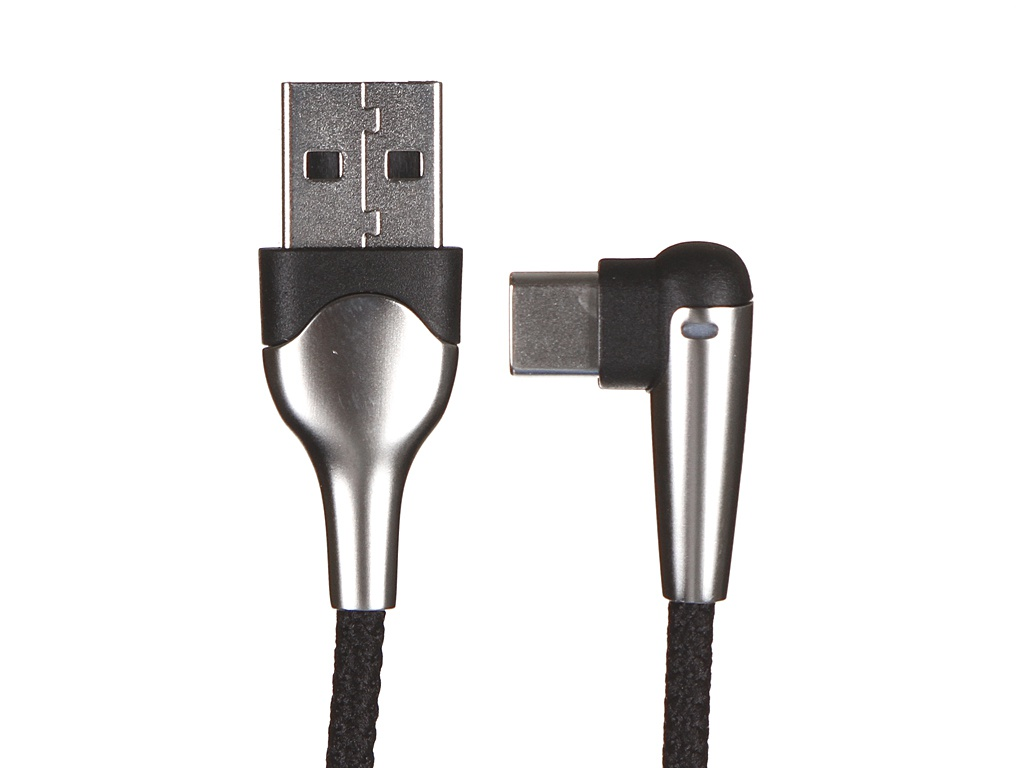 Аксессуар Baseus MVP Mobile Game Cable USB - Type-C 1m Black CATMVP-D01