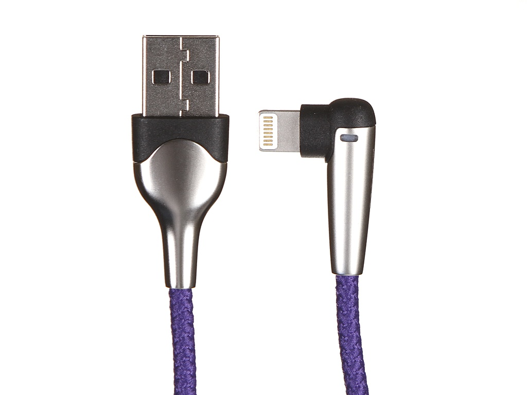 Аксессуар Baseus Sharp-Bird Mobile Game Cable USB - Lightning 1m Blue CALMVP-D03