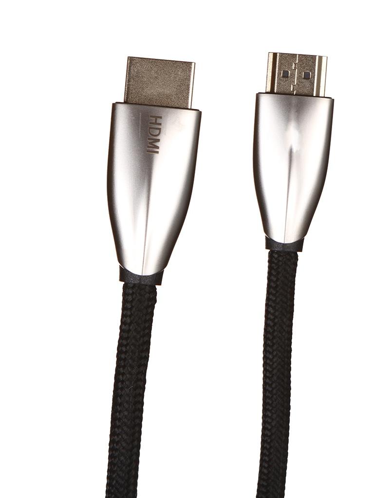 Аксессуар Baseus Horizontal HDMI 2m Black CADSP-B01