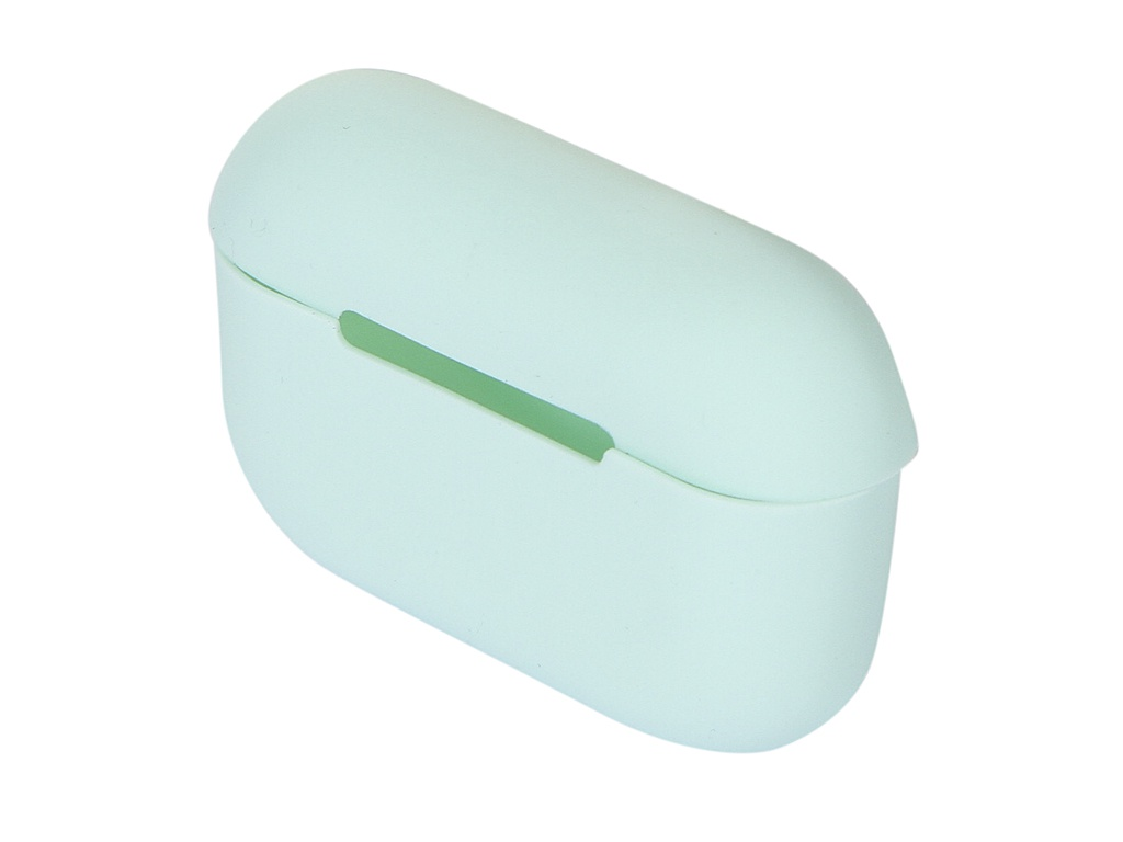Чехол Baseus для APPLE AirPods Pro Super Thin Silica Gel Case Green WIAPPOD-ABZ06