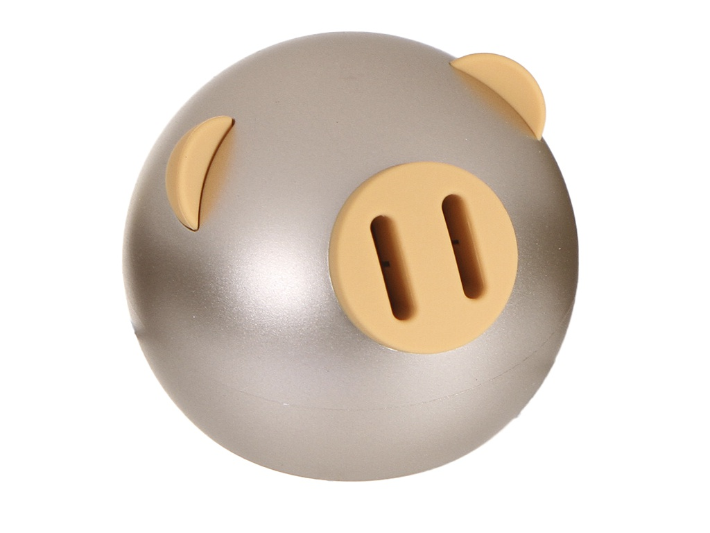 Ароматизатор Baseus Little Fragrant Pig Fragrance Holder Gold SUXUN-XZ0V
