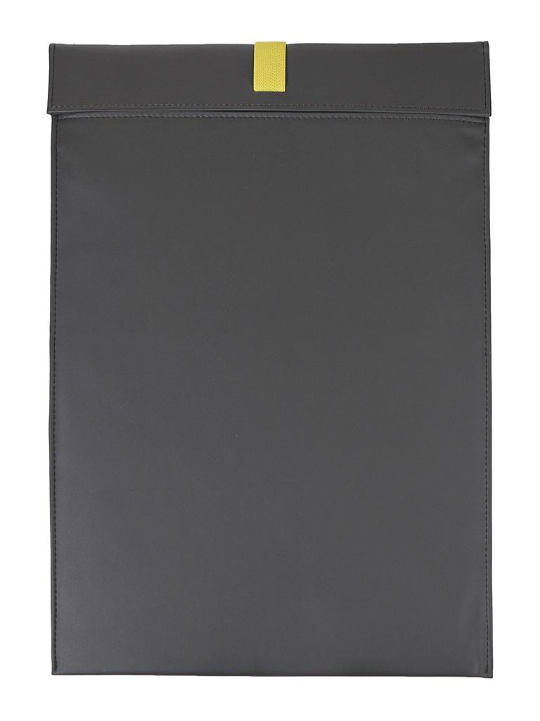 Аксессуар Чехол Baseus для APPLE MacBook Air Pro Lets Go Leather Laptop Bag Sleeve for Grey LBQY-BGY