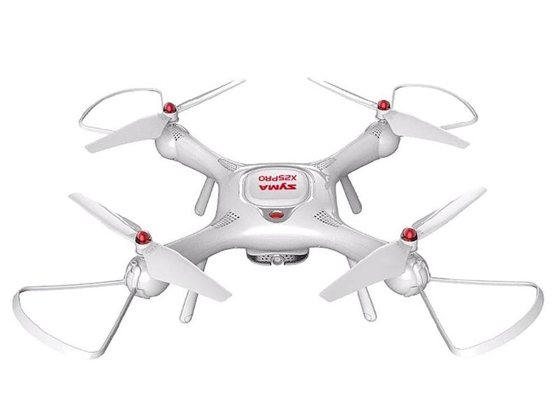 Квадрокоптер Syma X25Pro Выгодный набор + серт. 200Р!!!