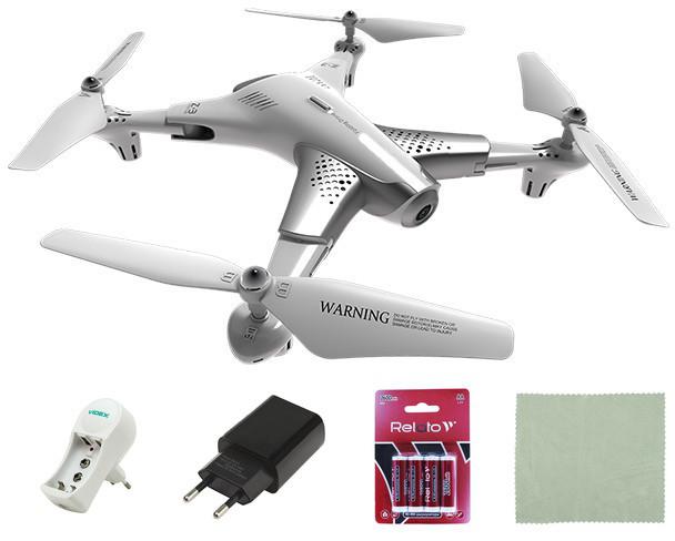 Квадрокоптер Syma Z3 Выгодный набор + серт. 200Р!!!