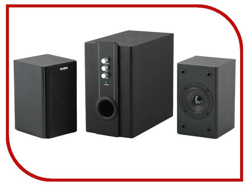 Колонка Sven SPS-820 Black купить колонки sven sps 821
