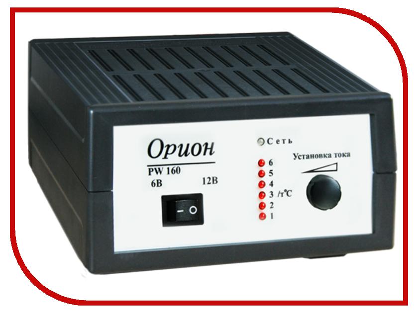 Зарядное устройство для автомобильных аккумуляторов Орион PW-160<br>