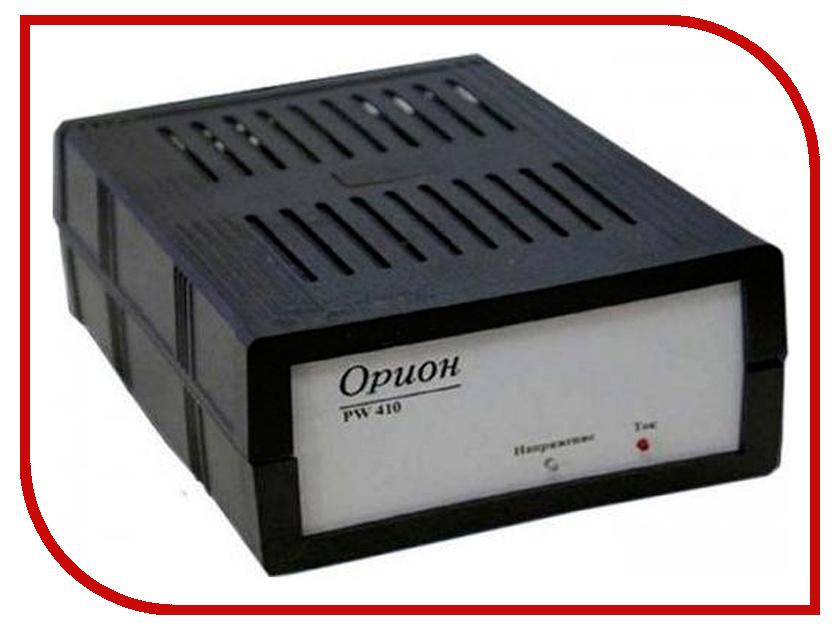 Зарядное устройство для автомобильных аккумуляторов Орион PW-410<br>