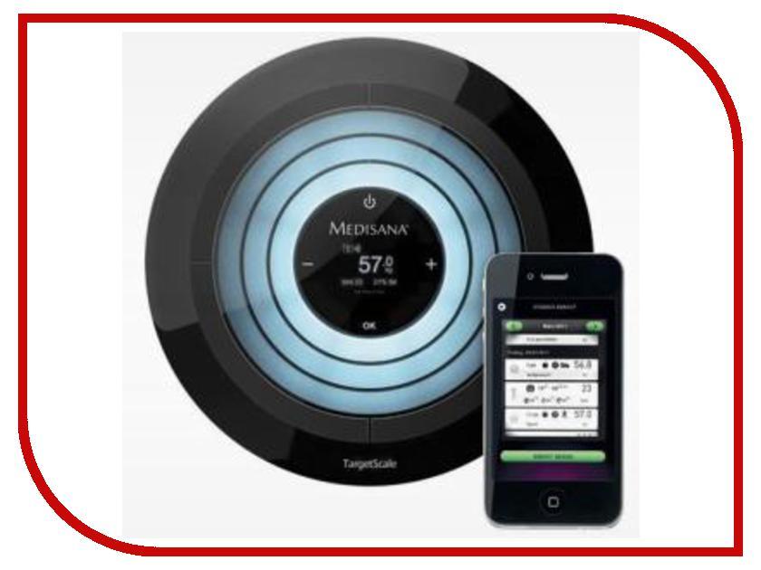 Весы Medisana TargetScale индивидуальные, для iPhone / iPad 40419 / 40417<br>