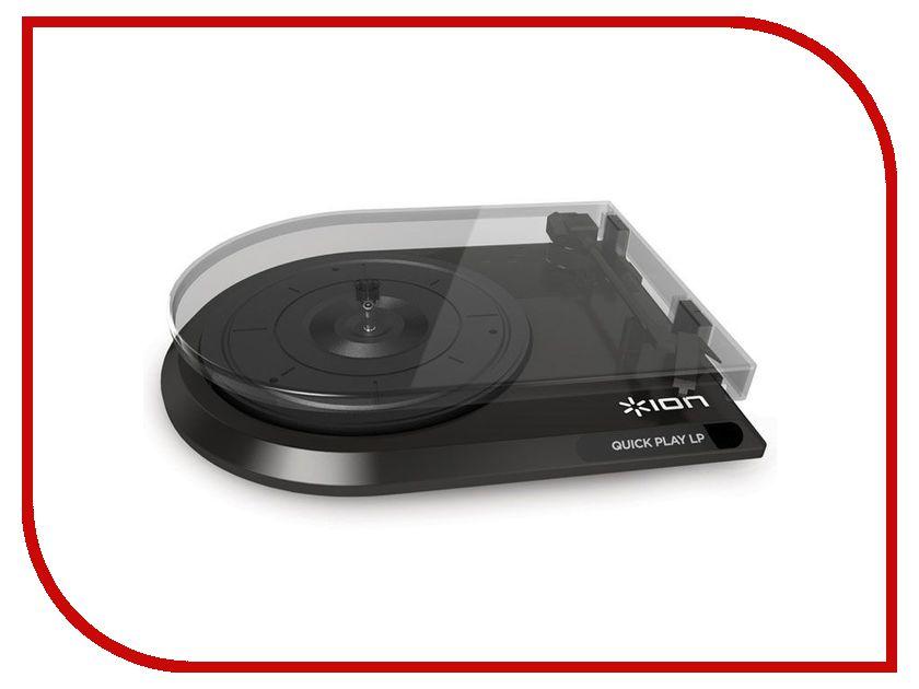Проигрыватель виниловых дисков ION Audio Quick Play LP IONquick