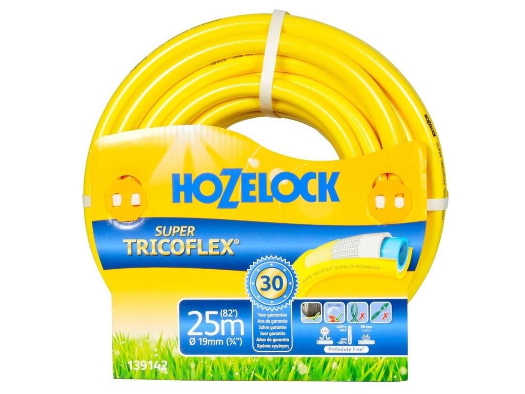 Шланг Hozelock 139142 Super Tricoflex Ultimate 3/4 25m