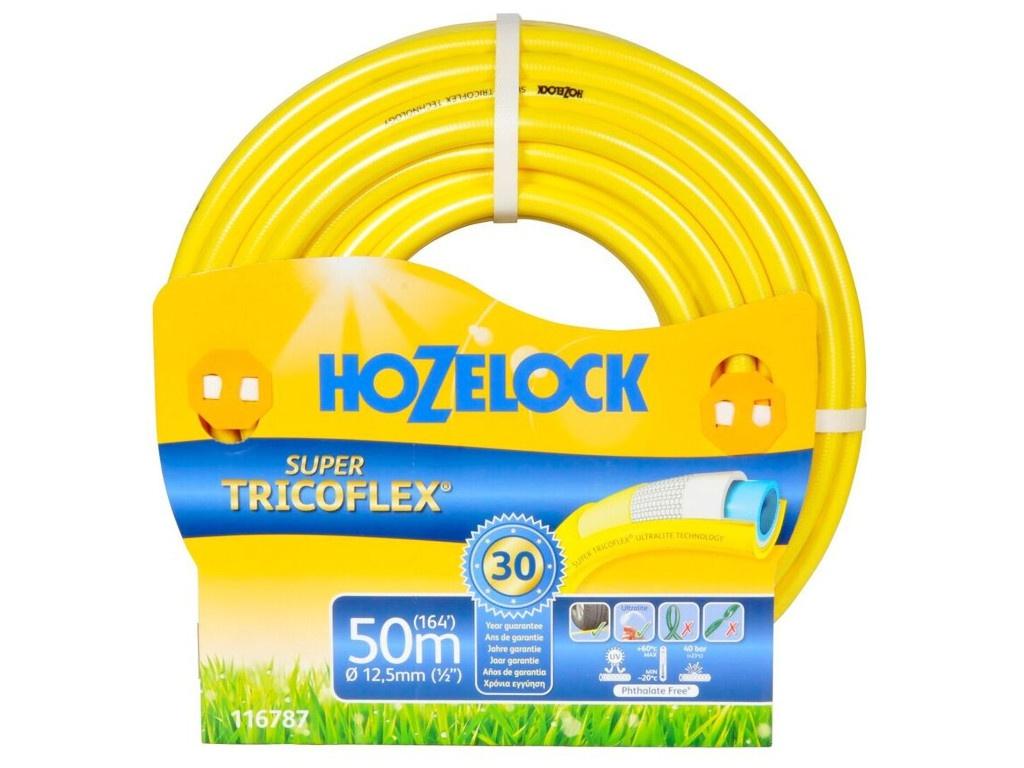 Шланг Hozelock 116787 Super Tricoflex Ultimate 1/2 50m