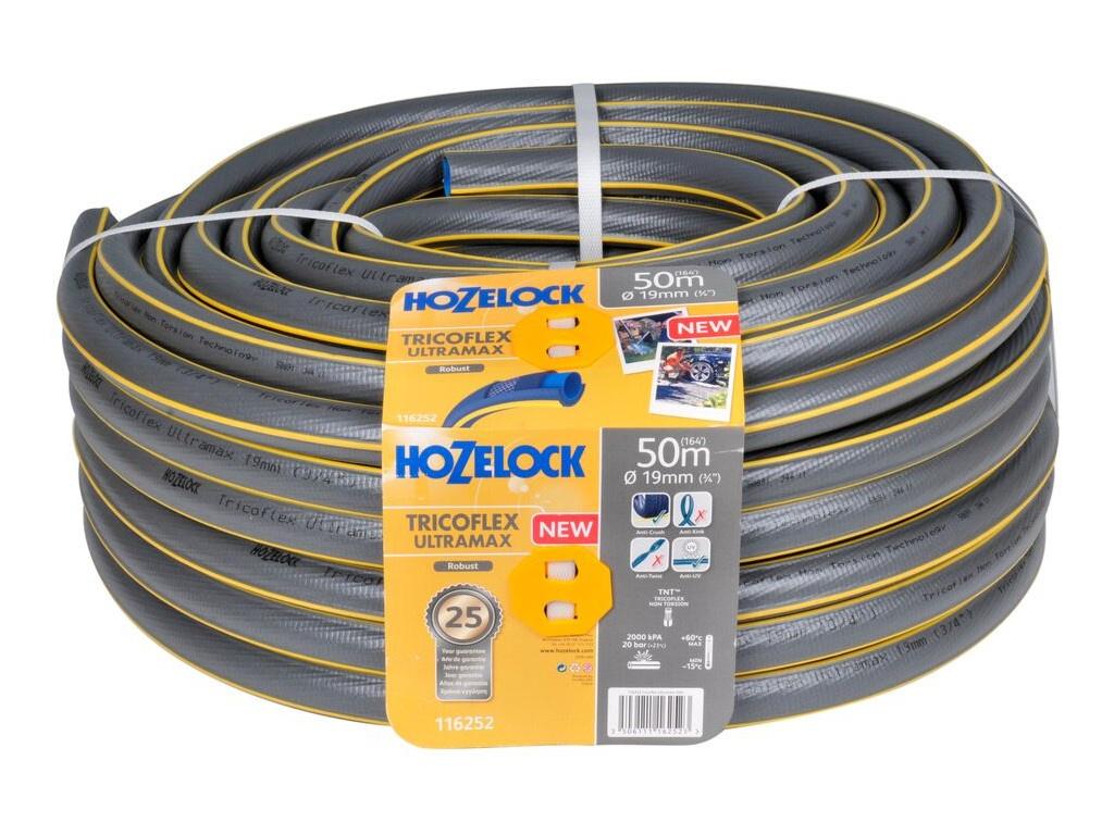 Шланг Hozelock 116252 Tricoflex Ultramax 3/4 50m