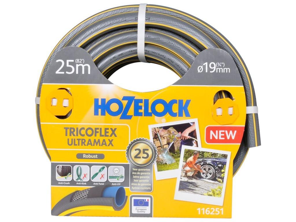 Шланг Hozelock 116251 Tricoflex Ultramax 3/4 25m