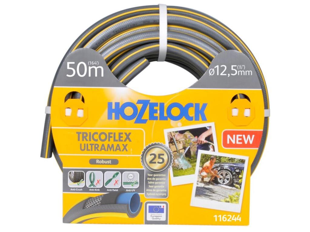 Шланг Hozelock 116244 Tricoflex Ultramax 1/2 50m