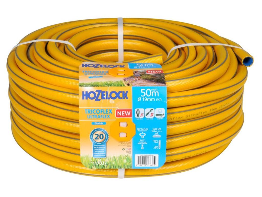 Шланг Hozelock 117037 Tricoflex Ultraflex 3/4 50m