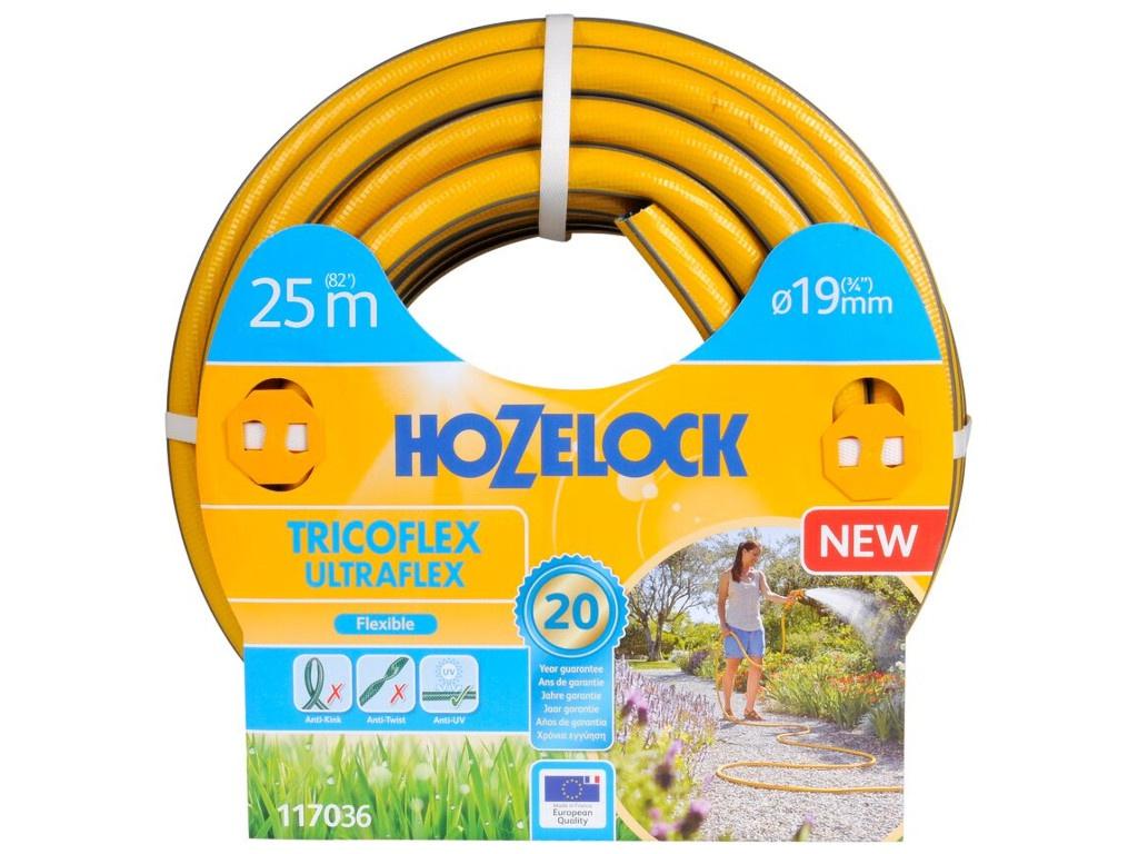 Шланг Hozelock 117036 Tricoflex Ultraflex 3/4 25m
