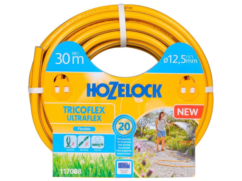 Шланг Hozelock 117008 Tricoflex Ultraflex 1/2 30m