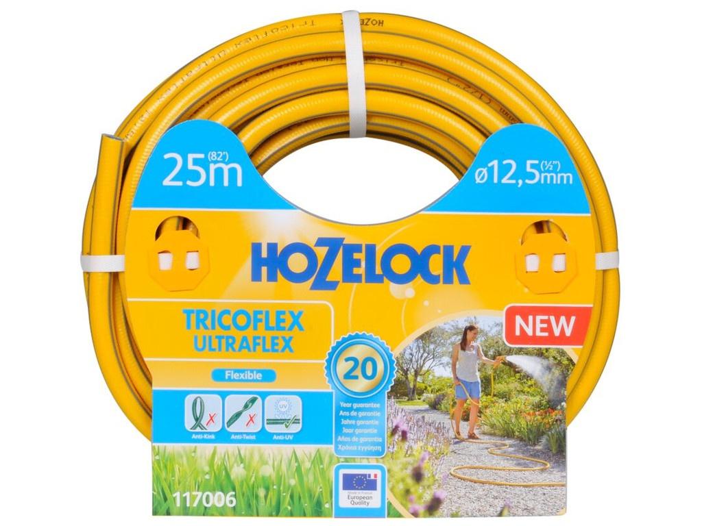 Шланг Hozelock 117006 Tricoflex Ultraflex 1/2 25m