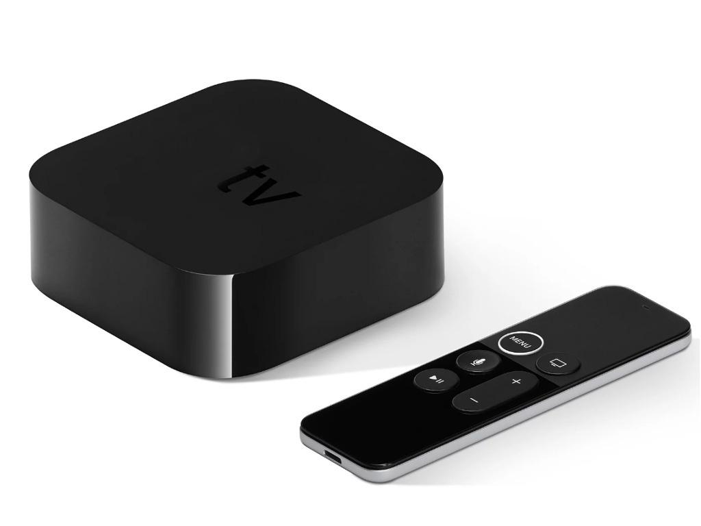 Медиаплеер APPLE TV 32Gb 4th generation MR912RS/A Выгодный набор + серт. 200Р!!!