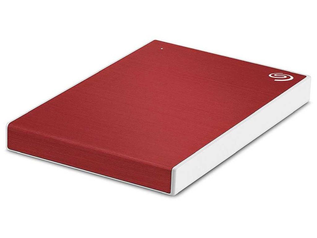 Жесткий диск Seagate Backup Plus Slim 1Tb Red STHN1000403 Выгодный набор + серт. 200Р!!!