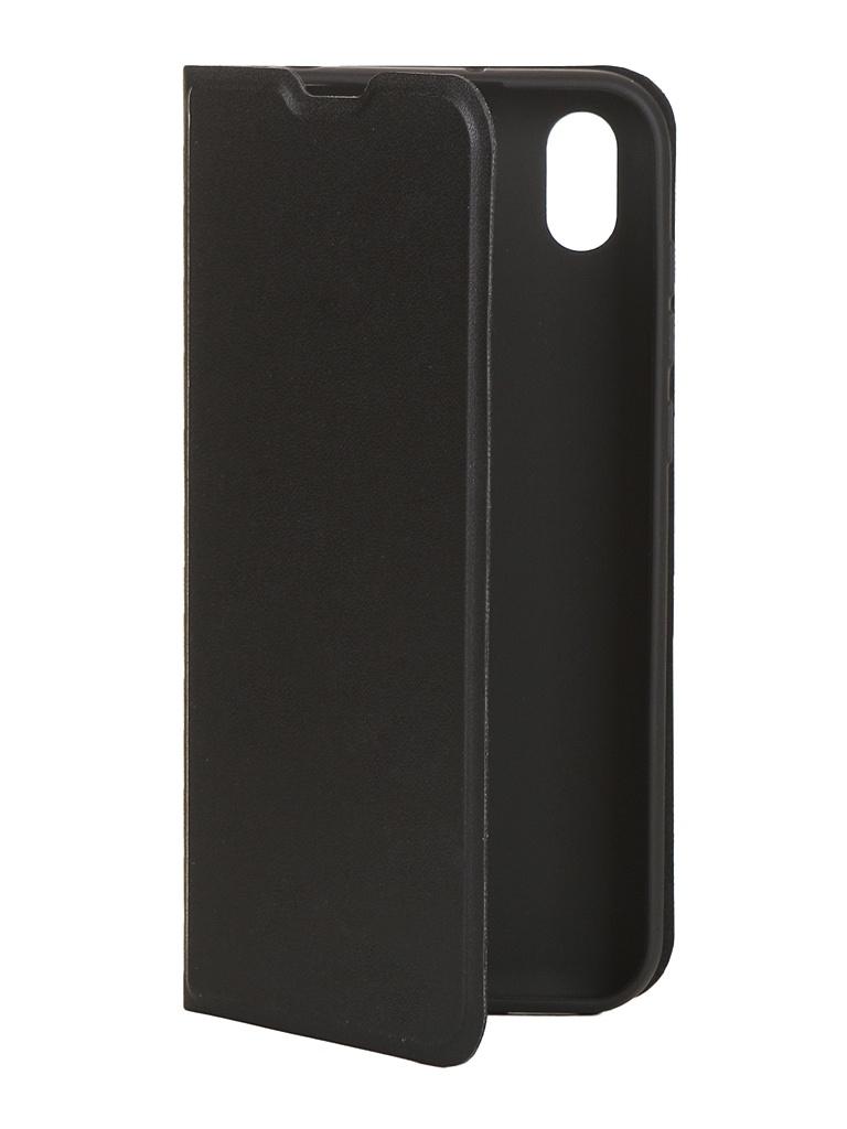 Чехол Red Line для Huawei Honor Y5 Lite 2019 Book Cover Black УТ000019931