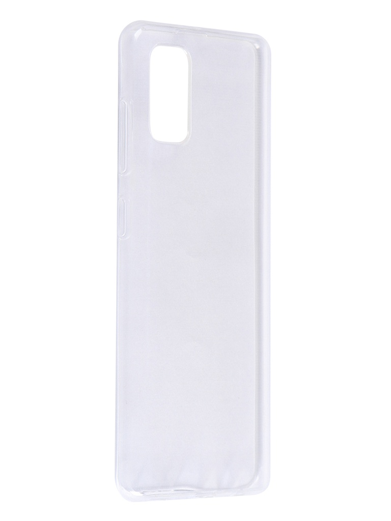 Чехол iBox для Samsung Galaxy A41 Crystal Silicone Transparent УТ000020425 чехол ibox для samsung galaxy a41 blaze silicone black frame ут000020479