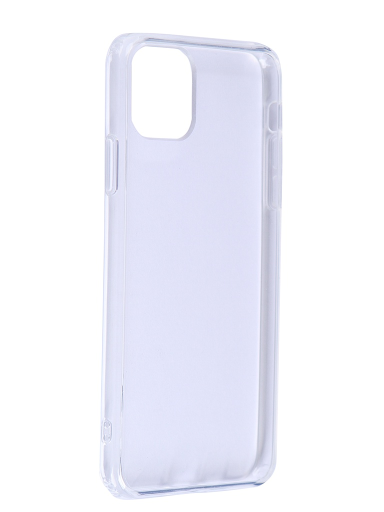 Чехол iBox для APPLE iPhone 11 Pro Max Blaze Silicone Transparent Frame УТ000020832