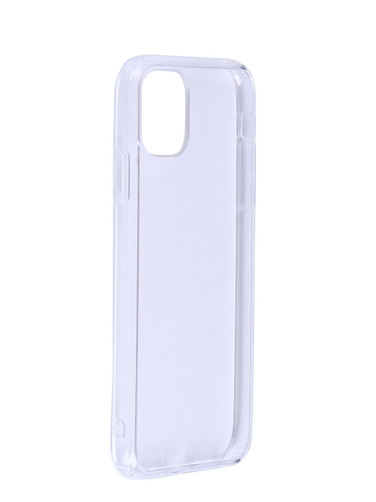 Чехол iBox для APPLE iPhone 11 Blaze Silicone Transparent Frame УТ000020830