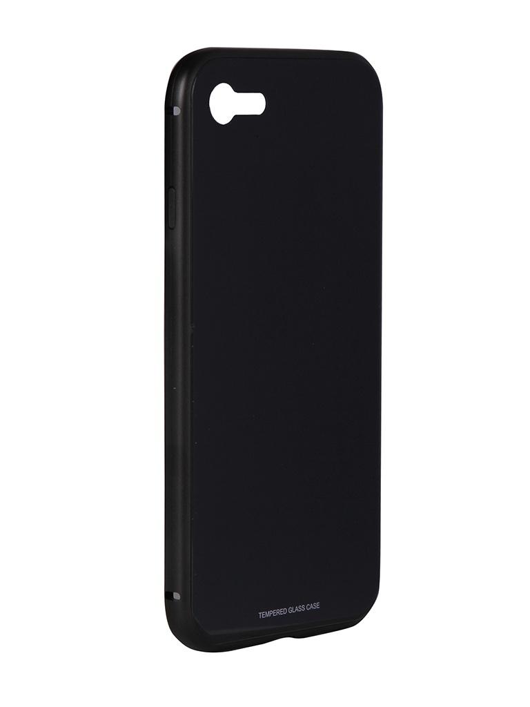 Чехол iBox для APPLE iPhone 8 Magnetic Black УТ000020800