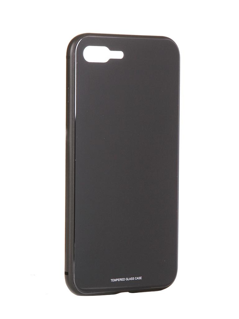 Чехол iBox для APPLE iPhone SE 2020 / 8 Plus Magnetic Black УТ000020802