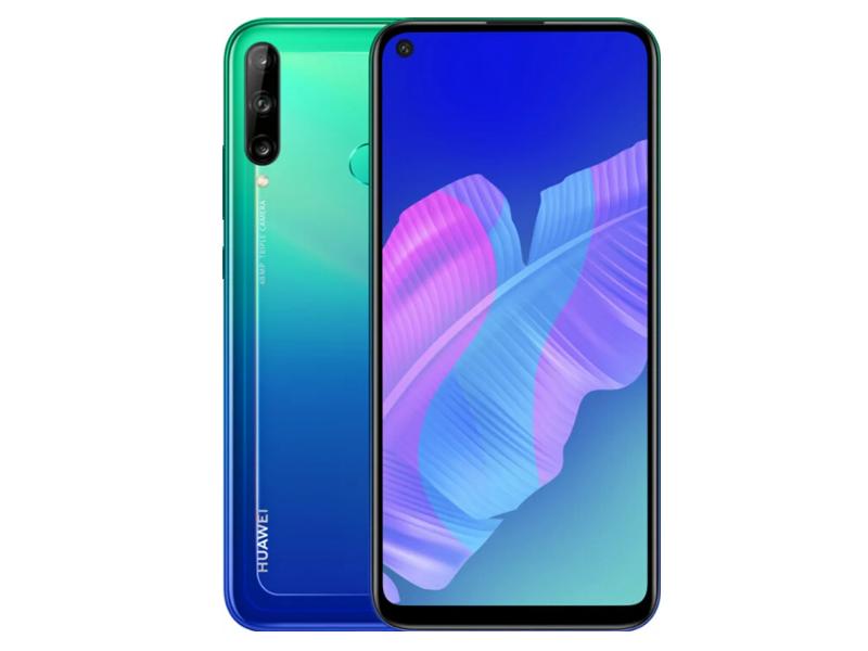 Сотовый телефон Huawei P40 Lite E 4/64Gb Aurora Blue Выгодный набор + серт. 200Р!!!