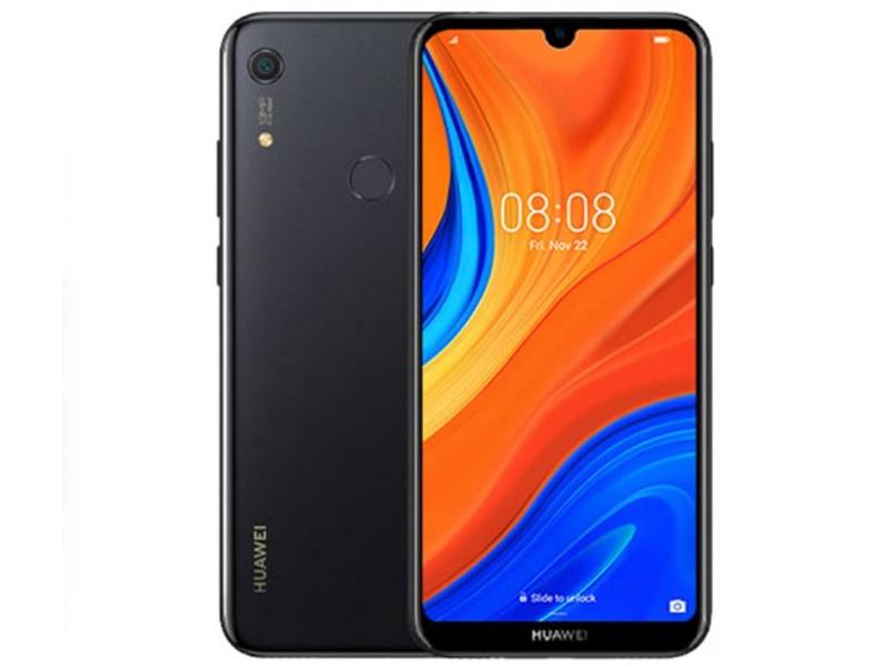 Сотовый телефон Huawei Y6S 3/64Gb Starry Black Выгодный набор + серт. 200Р!!!