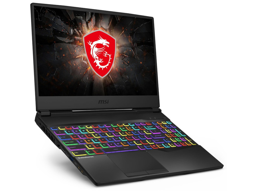 Ноутбук MSI GL65 Leopard 10SEK-228XRU Black 9S7-16U722-228 (Intel Core i7-10750H 2.6 GHz/8192Mb/1000Gb + 256Gb SSD/nVidia GeForce RTX 2060 6144Mb/Wi-Fi/Bluetooth/Cam/15.6/1920x1080/DOS)