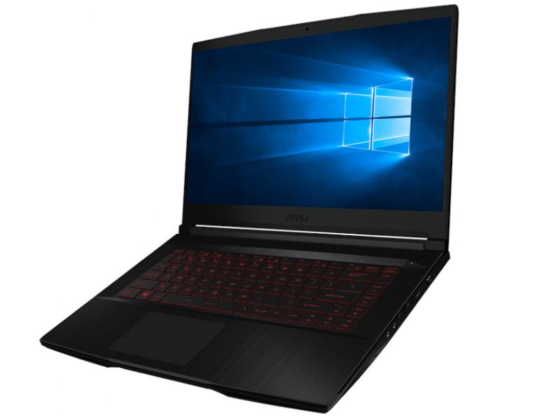 цена на Ноутбук MSI GF63 Thin 9RCX-869RU Black 9S7-16R312-869 (Intel Core i5-9300H 2.4 GHz/8192Mb/1000Gb + 128Gb SSD/nVidia GeForce GTX 1050Ti 4096Mb/Wi-Fi/Bluetooth/Cam/15.6/1920x1080/Windows 10 Home 64-bit)