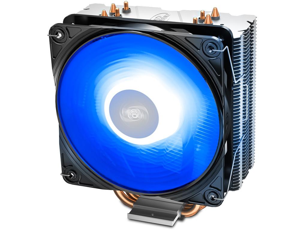 Кулер DeepCool Gammaxx 400 V2 Blue (Intel LGA1151/1150/1155/1366 AMD AM4/AM3+/AM3/AM2+/AM2/FM2+/FM2/FM1)