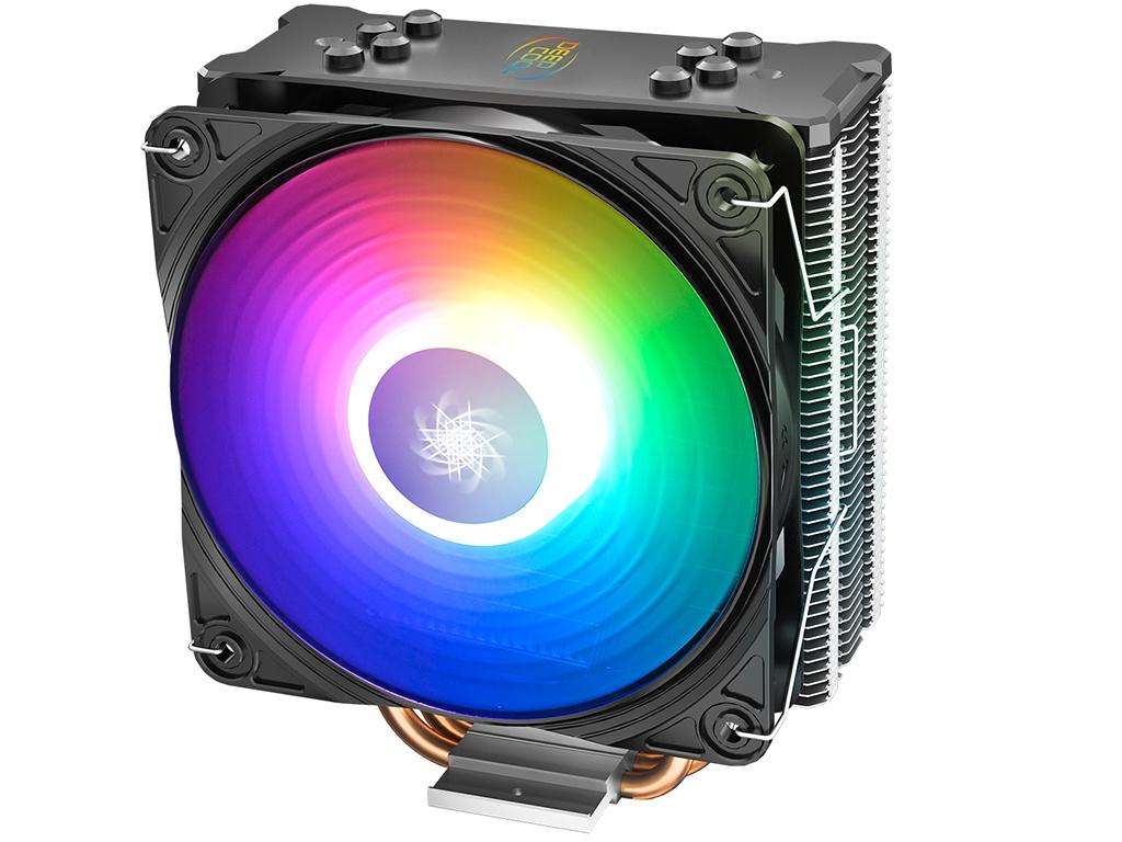 Кулер DeepCool Gammaxx GT A-RGB (Intel LGA2066/2011-v3/2011/1151/1150/1155/1366 AMD AM4/AM3+/AM3/AM2+/AM2/FM2+/FM2/FM1)