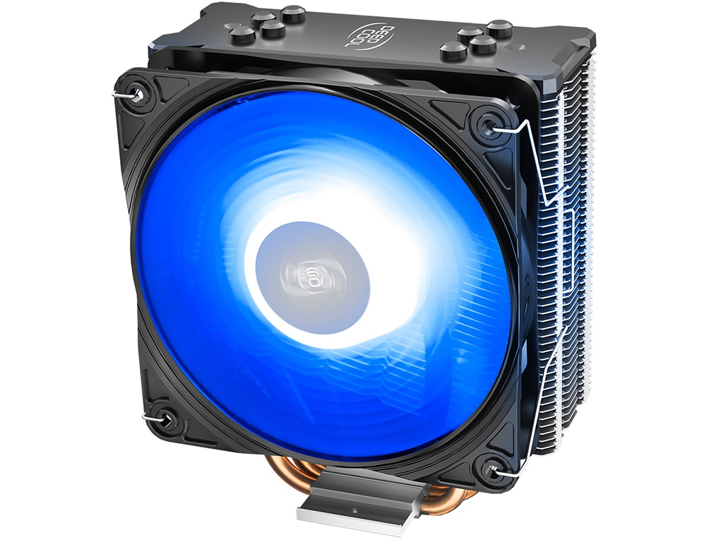 Кулер DeepCool Gammaxx GTE V2 (Intel LGA1151/1150/1155/1366 AMD AM4/AM3+/AM3/AM2+/AM2/FM2+/FM2/FM1) кулер deepcool gammaxx 400 ex intel lga1151 1150 1155 1366 amd am4 am3 am3 am2 am2 fm2 fm2 fm1