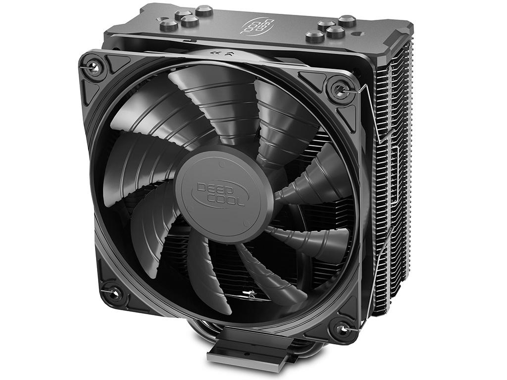 цена на Кулер DeepCool Gammaxx GTE V2 Black (Intel LGA1151/1150/1155/1366 AMD AM4/AM3+/AM3/AM2+/AM2/FM2+/FM2/FM1)