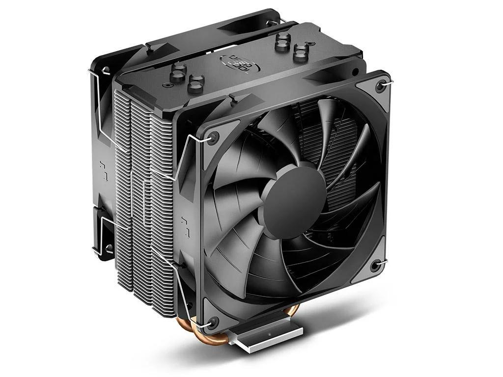 Кулер DeepCool Gammaxx 400 EX (Intel LGA1151/1150/1155/1366 AMD AM4/AM3+/AM3/AM2+/AM2/FM2+/FM2/FM1) кулер deepcool gammaxx 400 ex intel lga1151 1150 1155 1366 amd am4 am3 am3 am2 am2 fm2 fm2 fm1