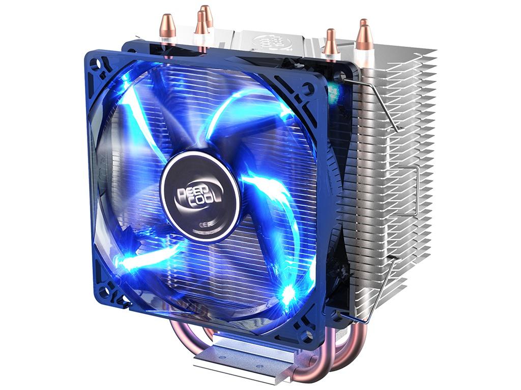 Кулер DeepCool Gammaxx 300 Fury (Intel LGA1150/1151/1155 AMD FM2+/AM2+/AM3+/AM4)