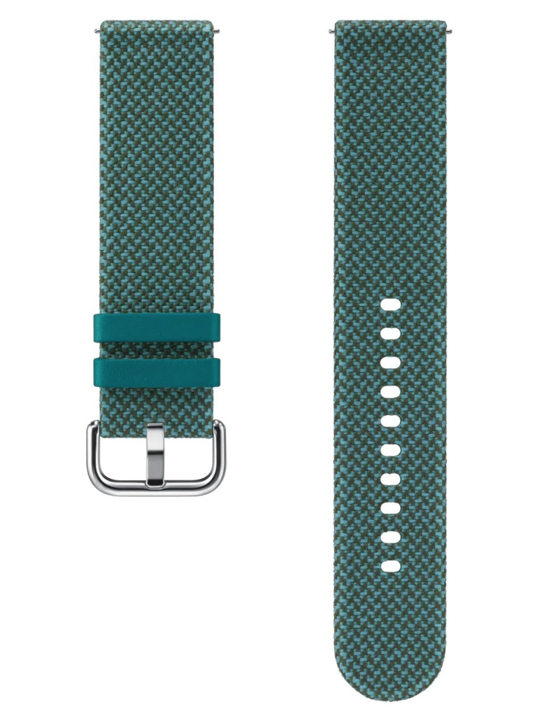 цена на Аксессуар Ремешок для Samsung Galaxy Active Kvadrat Band Green ET-SKR82MGEGRU